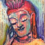 カップケーキ菩薩 'Cupcake Buddha'