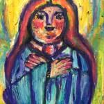 「聖母マリア」 Santa Maria