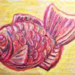 たい焼き Fish‐shaped pancake
