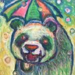 傘こパンダ Panda