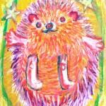 ハリネズミ Hedgehog