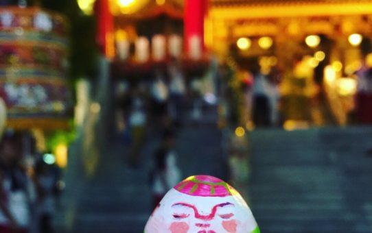 器とテノリイノリと中華街の旅 その2