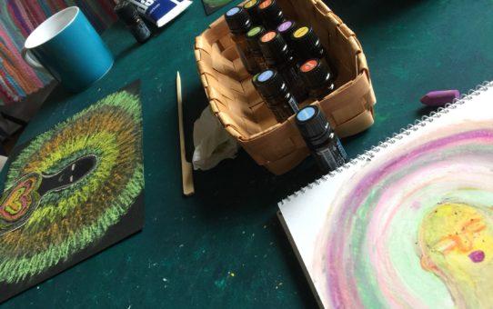 9月16日クレパスアート、テノリイノリワークショップご参加ありがとうございました