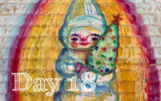 Advent day 18 「18日からの贈り物」