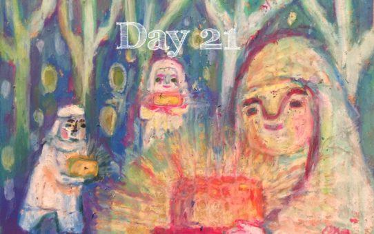 Advent day 21 「セイジンタチノ ソウルケーキ」