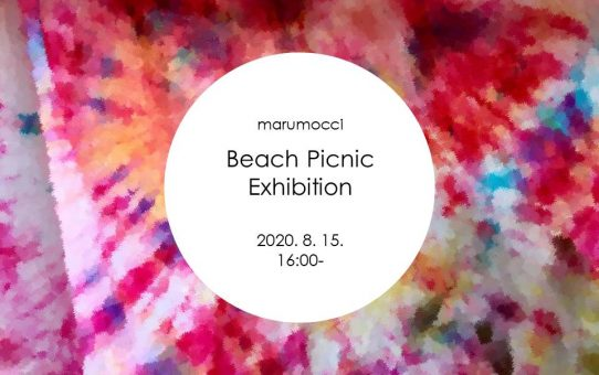 8/15 Beach Picnic Exhibition @お台場ビーチ